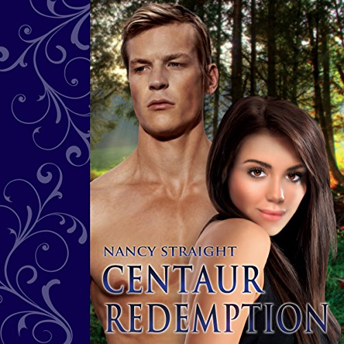 Centaur Redemption audiobook cover art