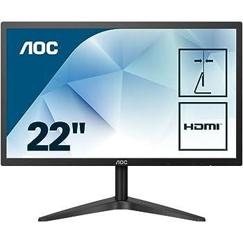 AOC 22B1H - Monitor de 21.5