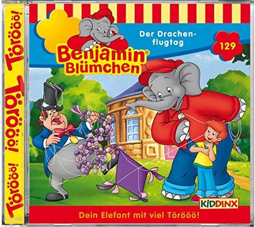 Folge 129:Benjamin der Drachen - Flugtag