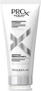 ProX By Olay Dermatological Anti-Aging Exfoliating Renewal Facial Cleanser, 6 fl oz