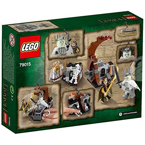 LEGO The Hobbit 79015 - Kampf mit dem Hexenkönig