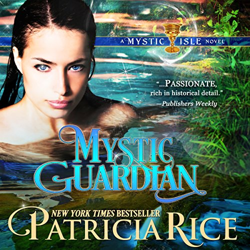 Mystic Guardian audiobook cover art