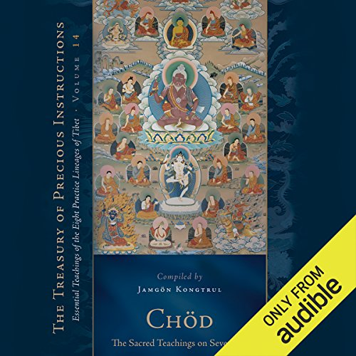 Chöd audiobook cover art