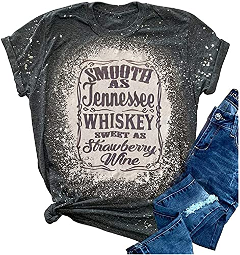 May Contain Wine T Shirt Alcohol Shirts Womens Letter Print...