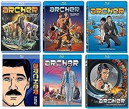 archer season 6 blu ray