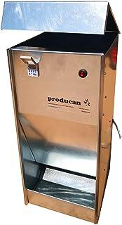 Comedero automático profesional programable de 40 litros de