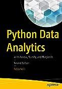 Python Data Analytics: With Pandas, NumPy, and Matplotlib