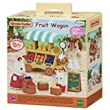 Sylvanian Families EPOCH Making Toys – 5265 Obst-Wagen, Mehrfarbig