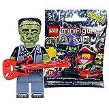 レゴ(LEGO) ミニフィギュア シリーズ14 モンスター・ロッカー(未開封品)|LEGO Minifigures Series14 Monster Rocker 【71010-12】