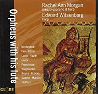 Orpheus with his Lute by Rachel Ann Morgan (2006-05-09)