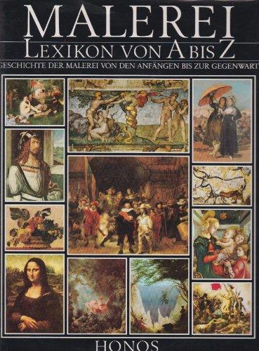 Malerei Lexikon von A-Z - Umfangreiches Kunstfachbuch