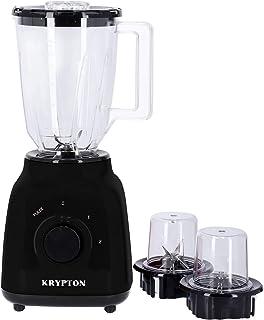 krypton KNB6212 400W 3 in 1 Multi Functional Blender, Red