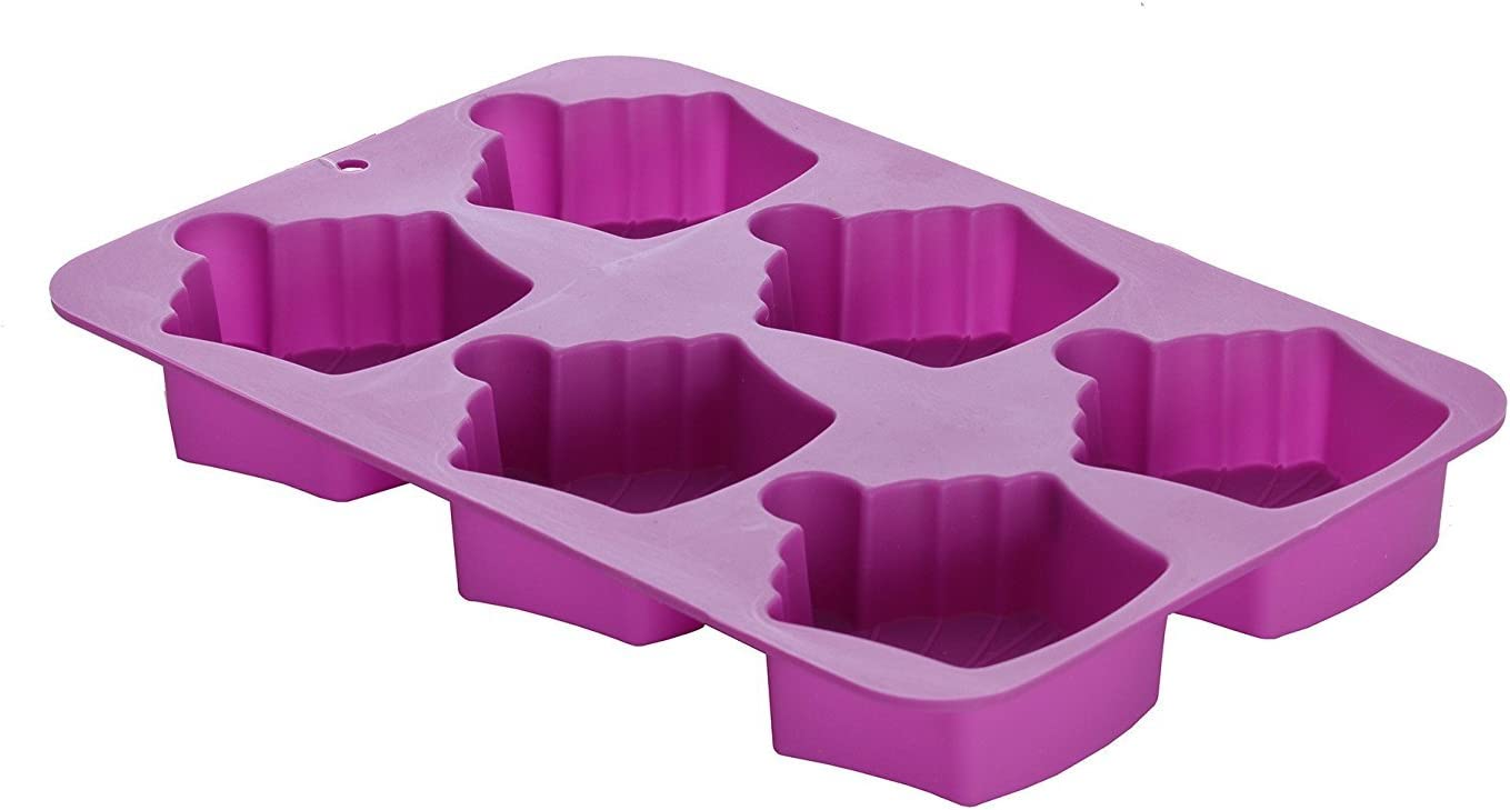 Cupcake Silicone Pan Randomly selected color or pink Max 45% Ranking TOP7 OFF of