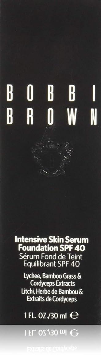 アスレチックセーブスコットランド人ボビィブラウン(ボビー ブラウン) インテンシブ スキン セラム ファンデーション SPF 40# 00 Alabaster
