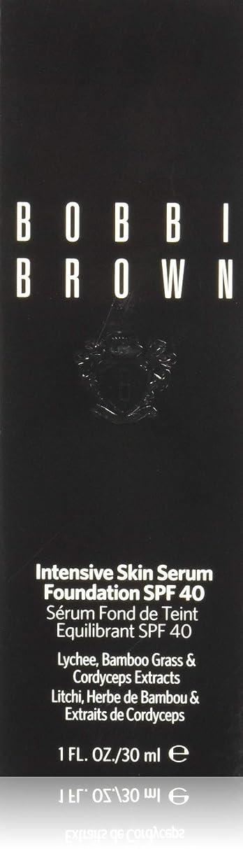 チョップしてはいけない絞るボビィブラウン(ボビー ブラウン) インテンシブ スキン セラム ファンデーション SPF 40# 00 Alabaster