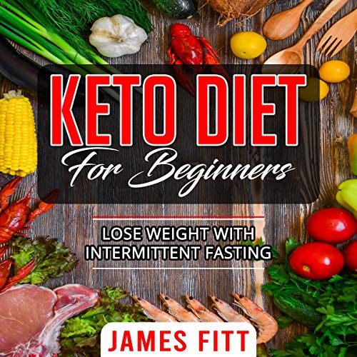 『Keto Diet for Beginners』のカバーアート