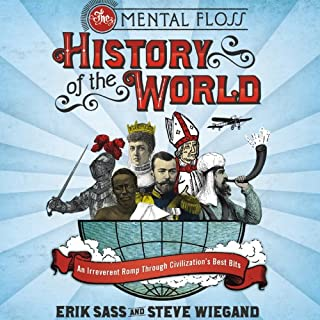 The Mental Floss History of the World cover art