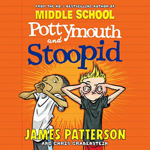Pottymouth and Stoopid audiobook cover art
