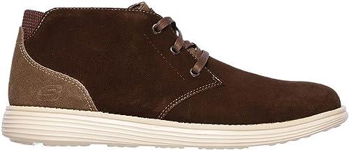 Skechers Chaussures Status-Rolano Brun 41.5