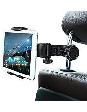 Anstekerタブレットホルダー 車載ホルダー 自動車後部座席用 360度回転式 4-11インチスマホ/ipad等対応