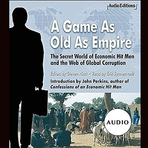 A Game as Old as Empire audiobook cover art