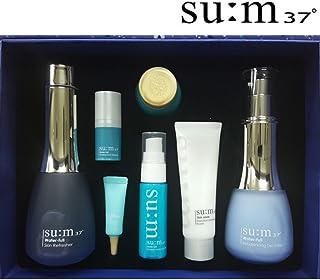 [su:m37/スム37°] Sum37 Water full 2 Piece Special Set / SUM37 ?スム37 ウォーターフルスキン+ジェルローション 2種 +[Sample Gift](海外直送品)