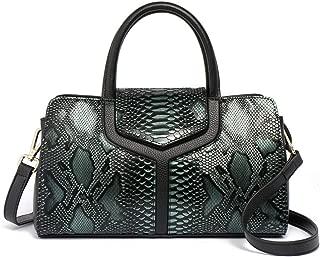 Women's New Handbag Spring Summer Leather Simple Crossbody Bag Ladies One-Shoulder Small Square Bag(FM),C