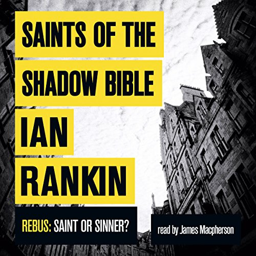 Saints of the Shadow Bible cover art