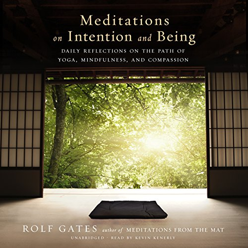 Meditations on Intention and Being audiobook cover art