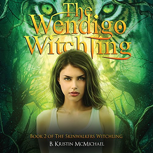 The Wendigo Witchling audiobook cover art