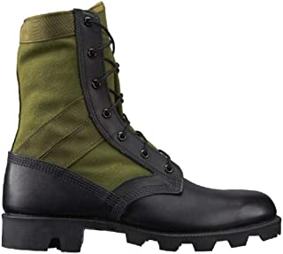 """WX Men's 10.5"""" Jungle Boot  Slip Resistant with Anti-Penetration Board"""