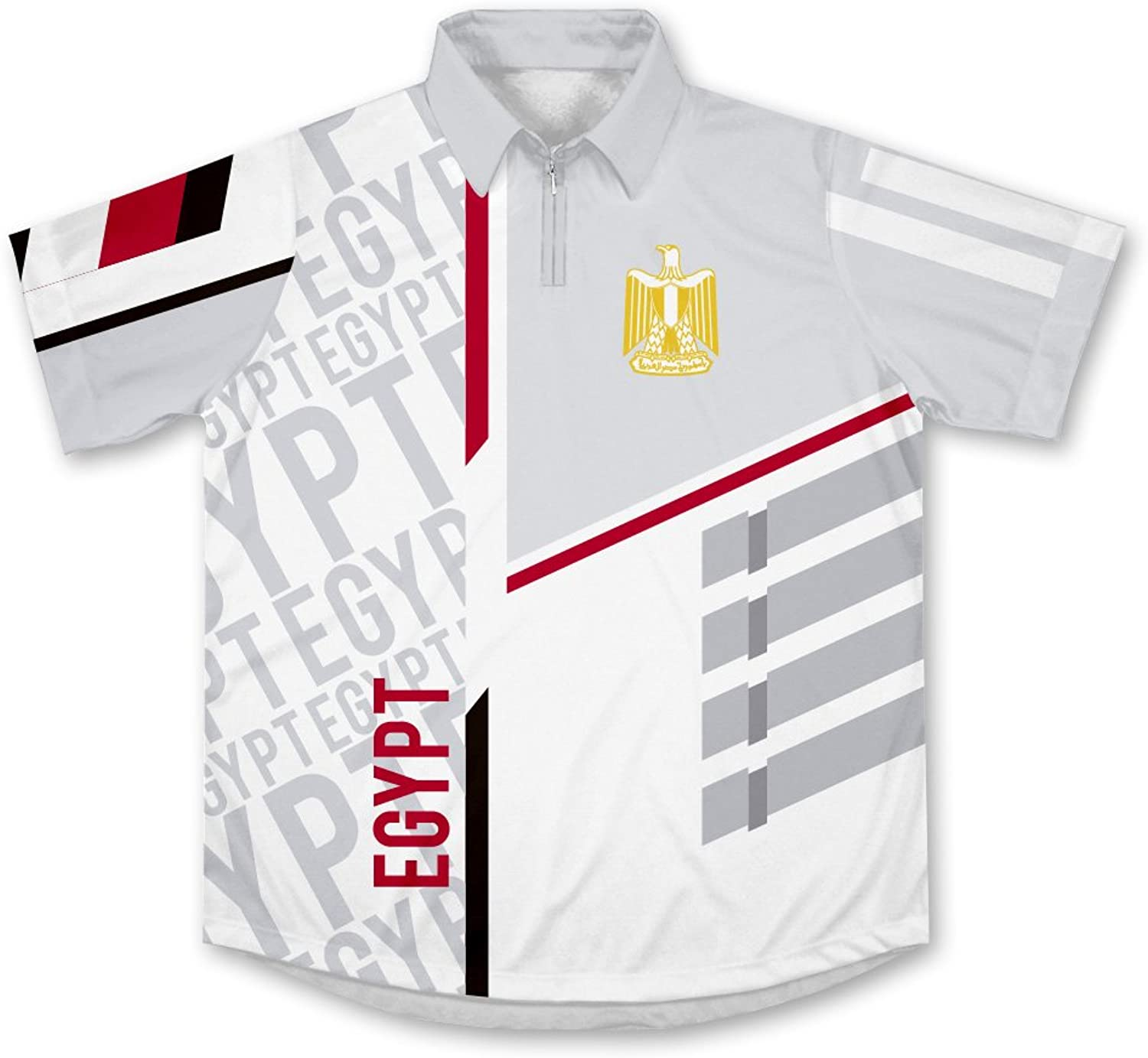 ScudoPro Egypt Technical Polo Shirt for Men and Women