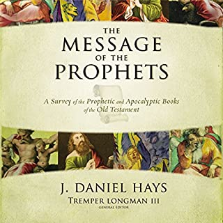 The Message of the Prophets: Audio Lectures audiobook cover art