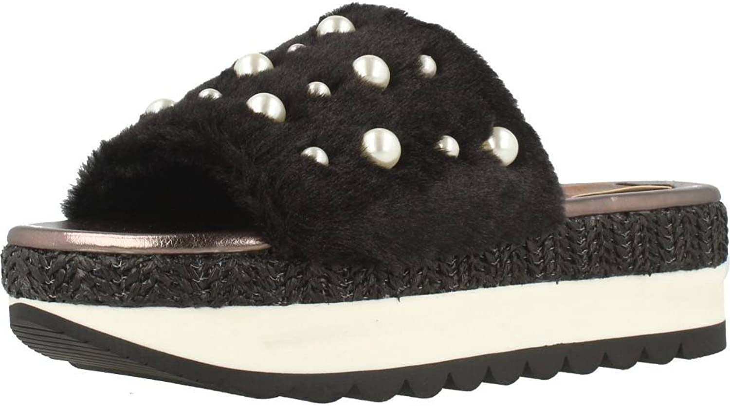 GIOSEPPO shoes Woman Slippers 43353 Black