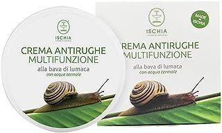 Ischia Cosmetici Naturali - Crema antiarrugas multifunción con baba de caracol – 100 ml