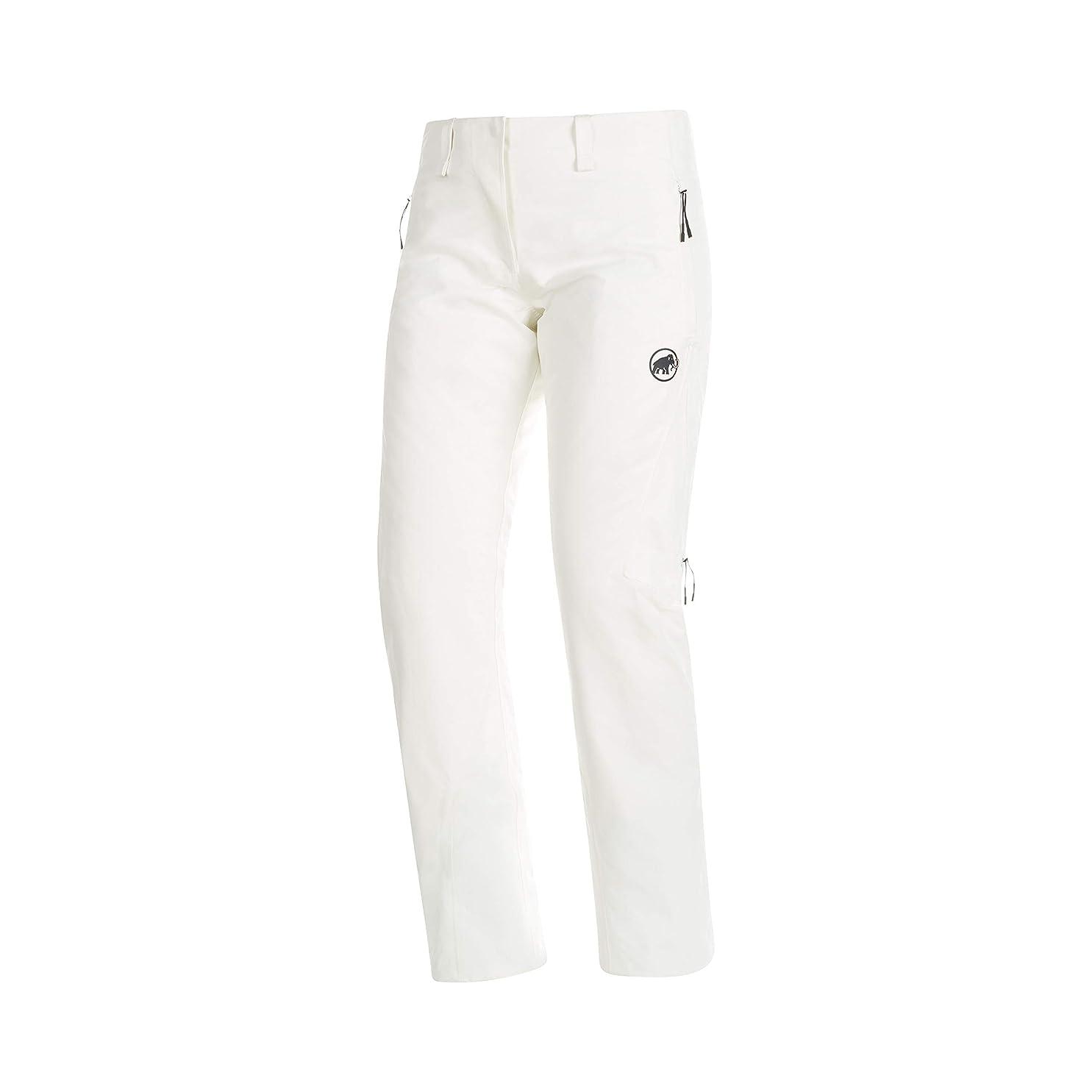 キャベツスムーズにキャリッジMammut Scalottas HS Thermo Women's Pants bright white 23-46 Short