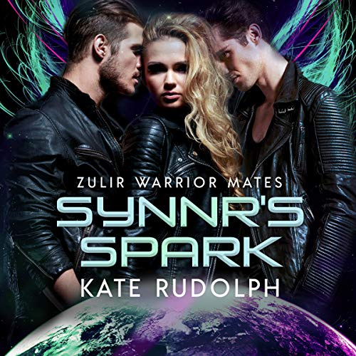 Synnr's Spark Audiobook By Kate Rudolph cover art