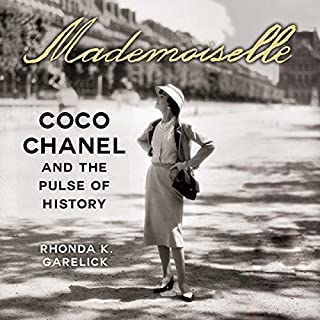 Mademoiselle audiobook cover art