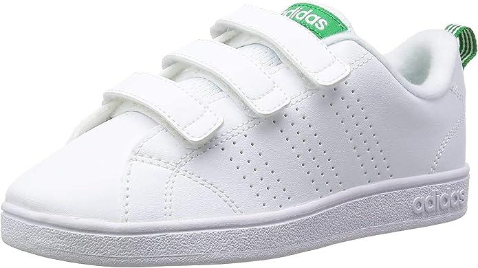adidas Vs Advantage Clean CMF, Baskets Garçon Mixte Enfant