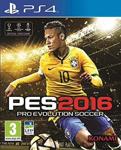 PES 2016 DAY 1 PS4 FR