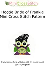 Hootie Bride of Frankie Mini Cross Stitch Pattern