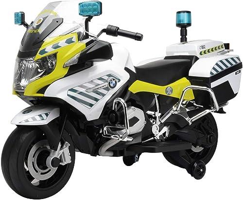 orden ahora disfrutar de gran descuento CARS12V Moto ELéCTRICA para Niños BMW BMW BMW R1200 Guardia Civil DE TRAFICO 12V  precio razonable