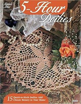 Paperback 5-Hour Doilies Book