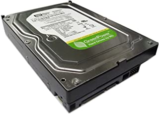 Western Digital AV-GP WD5000AVDS 500GB 32MB Cache 5400RPM SATA II 3.0Gb/s 3.5 Internal Hard Drive (CCTV DVR, PC, Mac) [Certified