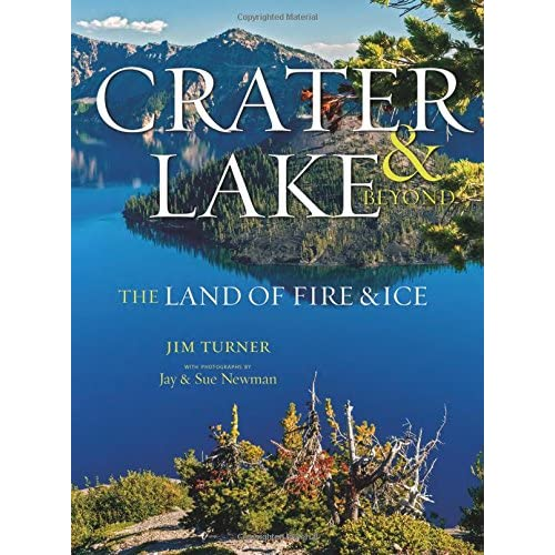 Crater Lake /& Beyond The Land of Fire /& Ice