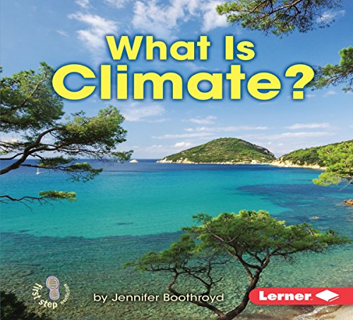 What Is Climate? copertina