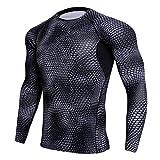 スポーツウェア メンズ トレーニングウェア メンズ インナー コンプレッションウェア ランニングウェア 長袖 吸汗速乾