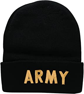 Broner Hats Military and Law Enforcement Watch Cap Cuff Beanie