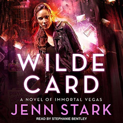 Wilde Card audiobook cover art