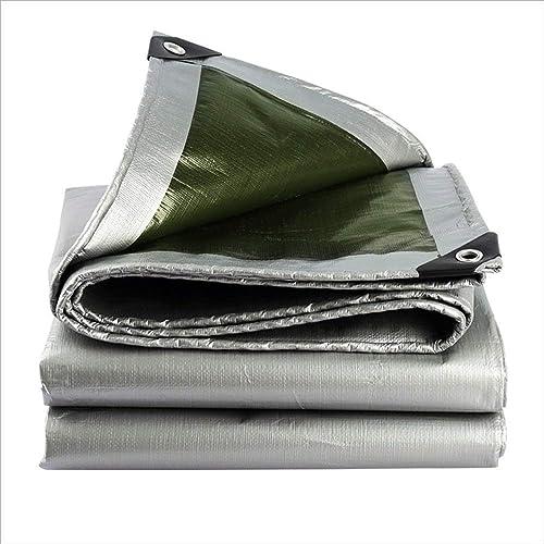 GLP Tissu en plastique imperméable de bache de prougeection solaire imperméable de bache de pluie extérieure, camion Wagon, bateau, camping, auvent ou auvent transparent de piscine (180G   M2) disponibl